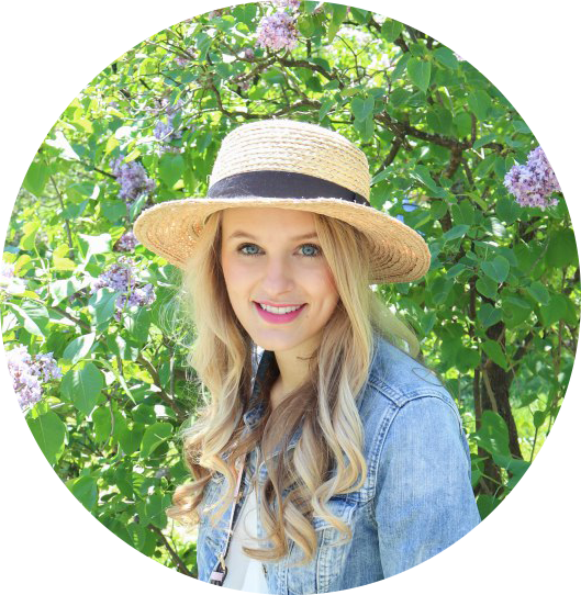 Life + style blogger Leigha Gardner of The Lilac Press shares a little bit about her story.