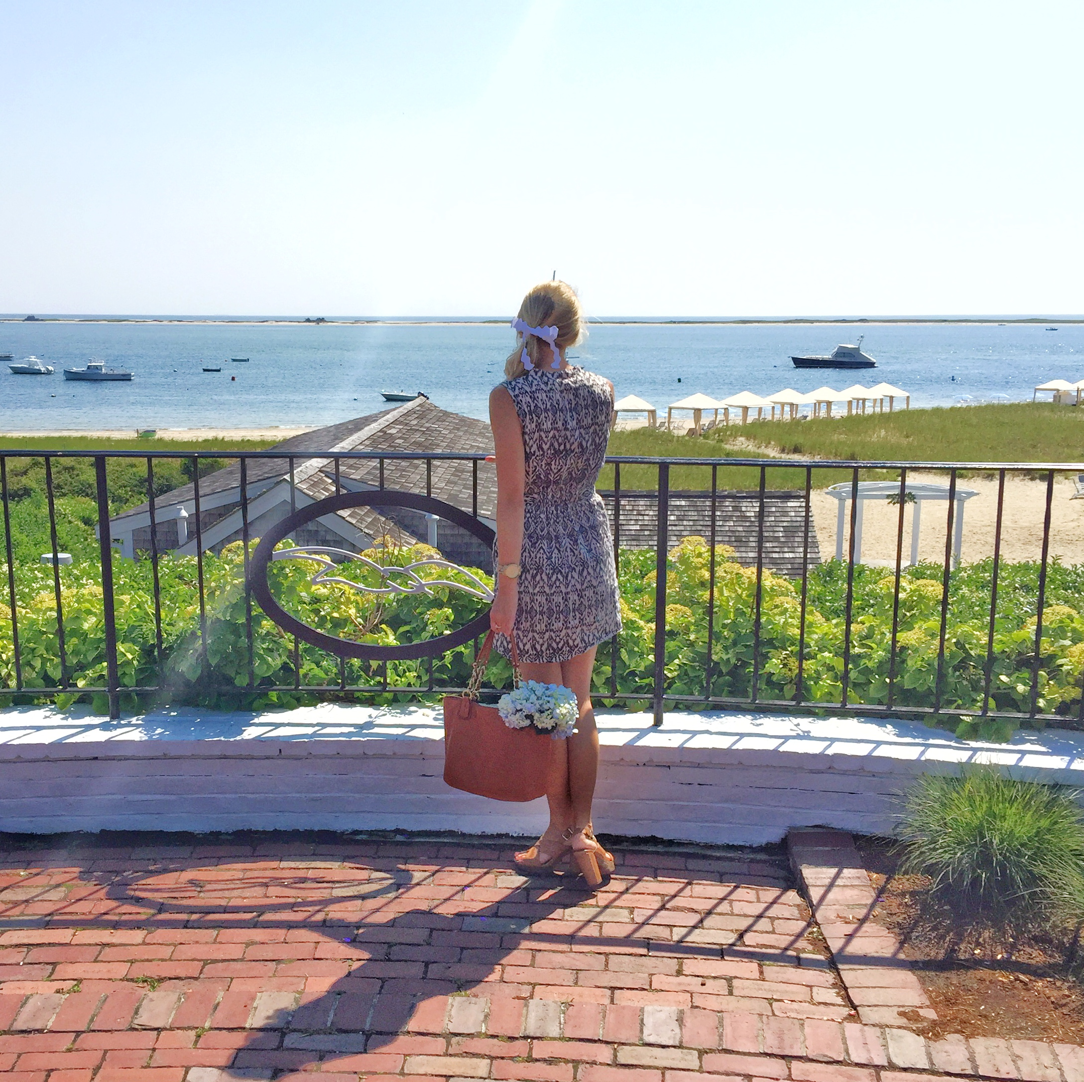 Cape Cod Sunday Brunch Part - 40: Ocean Breeze. Salty Air. Sunny Mornings. Cedar Shingles. Cape Cod Itself Is  Beautiful In The Summer, But Chatham Bars Inn Is Utterly Stunning.