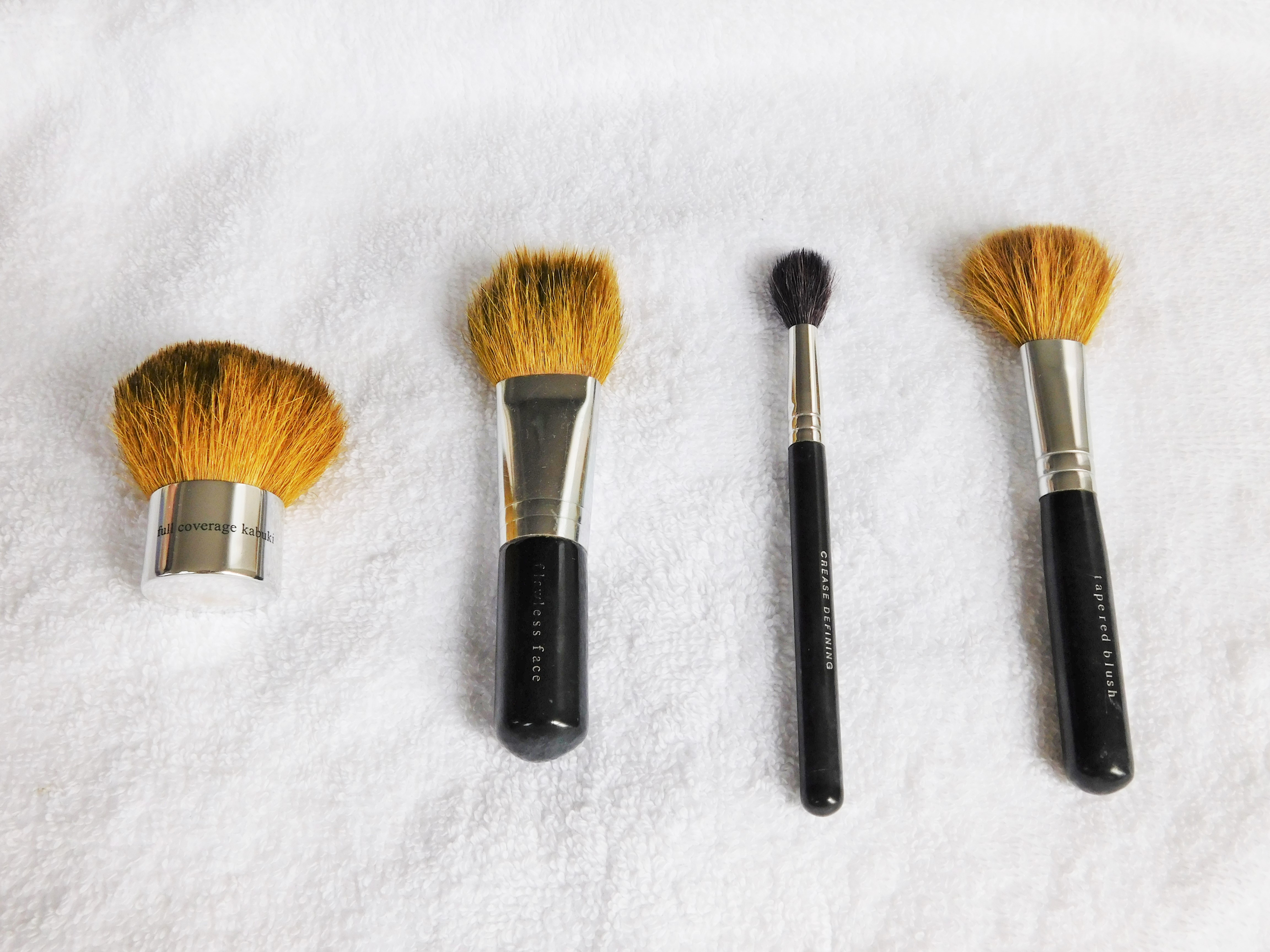 how to clean your makeup brushes without baby shampoo