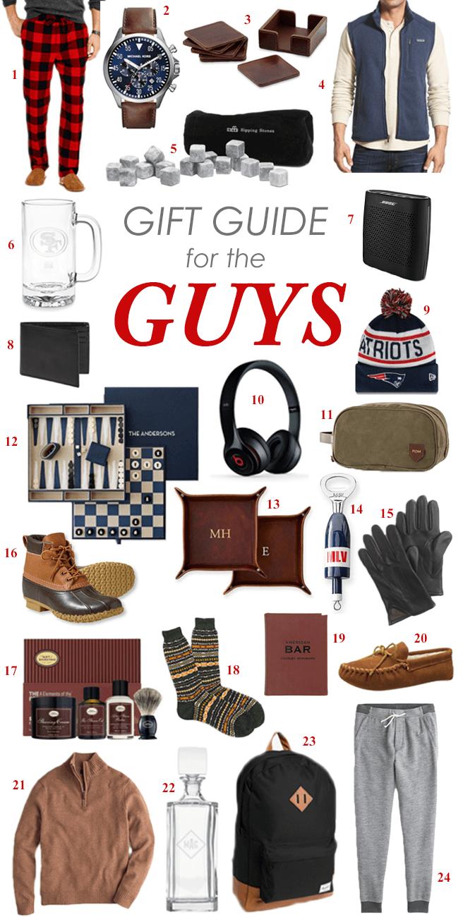 ef355d9b2653d 24 Gift Ideas for the Guys