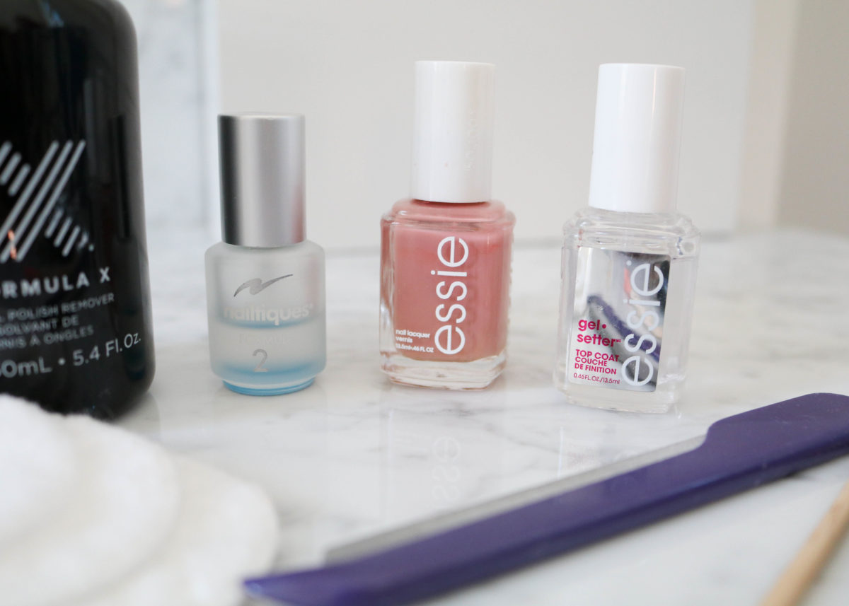 The Lilac Press | How To Get The Perfect Manicure