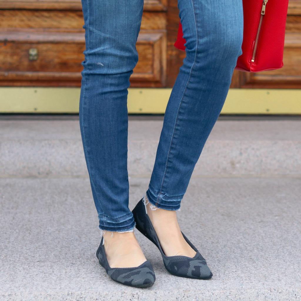 Environmentally Friendly Footwear