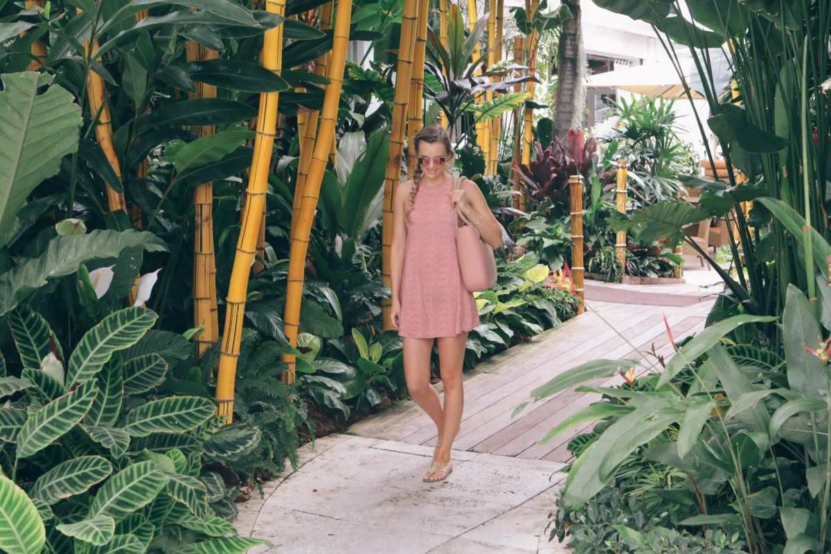 Lifestyle blogger, Leigha Gardner, on things to do and where to eat in a Miami travel guide