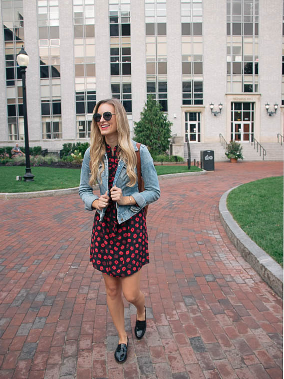 Lifestyle blogger, Leigha Gardner, on going back to school and why pursue an MBA at Northeastern