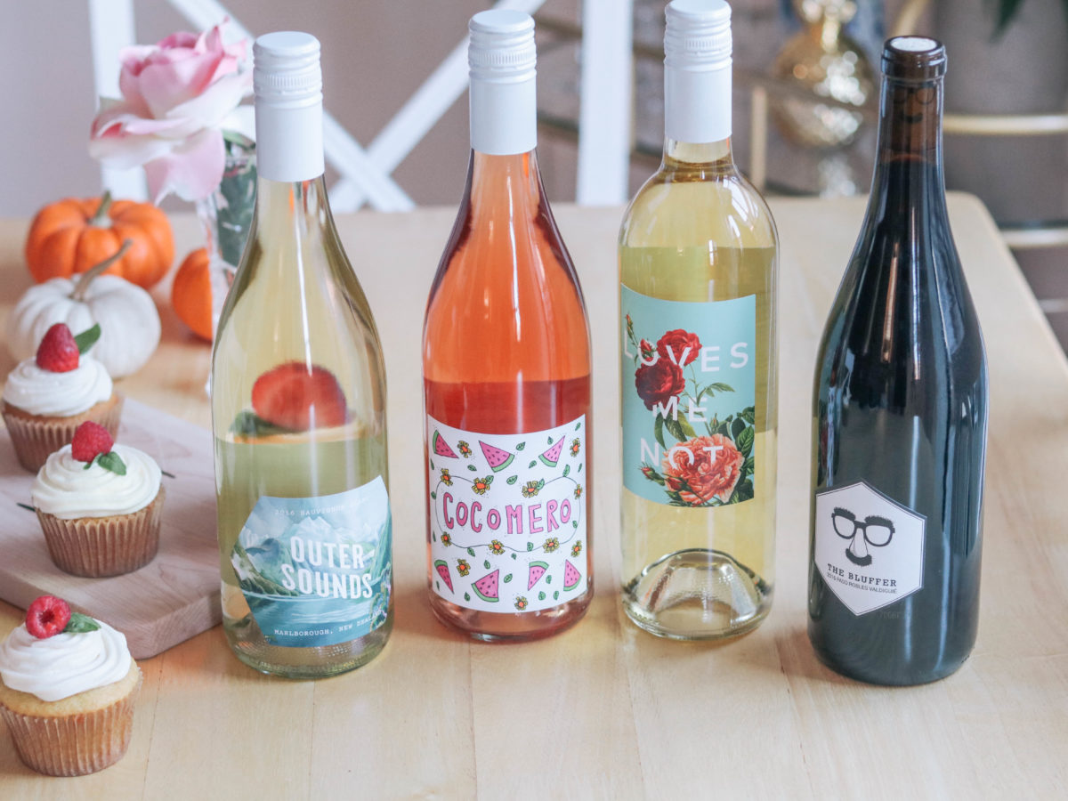 Lifestyle blogger, Leigha Gardner, on why wine delivery service, Winc, will improve your quality of life.