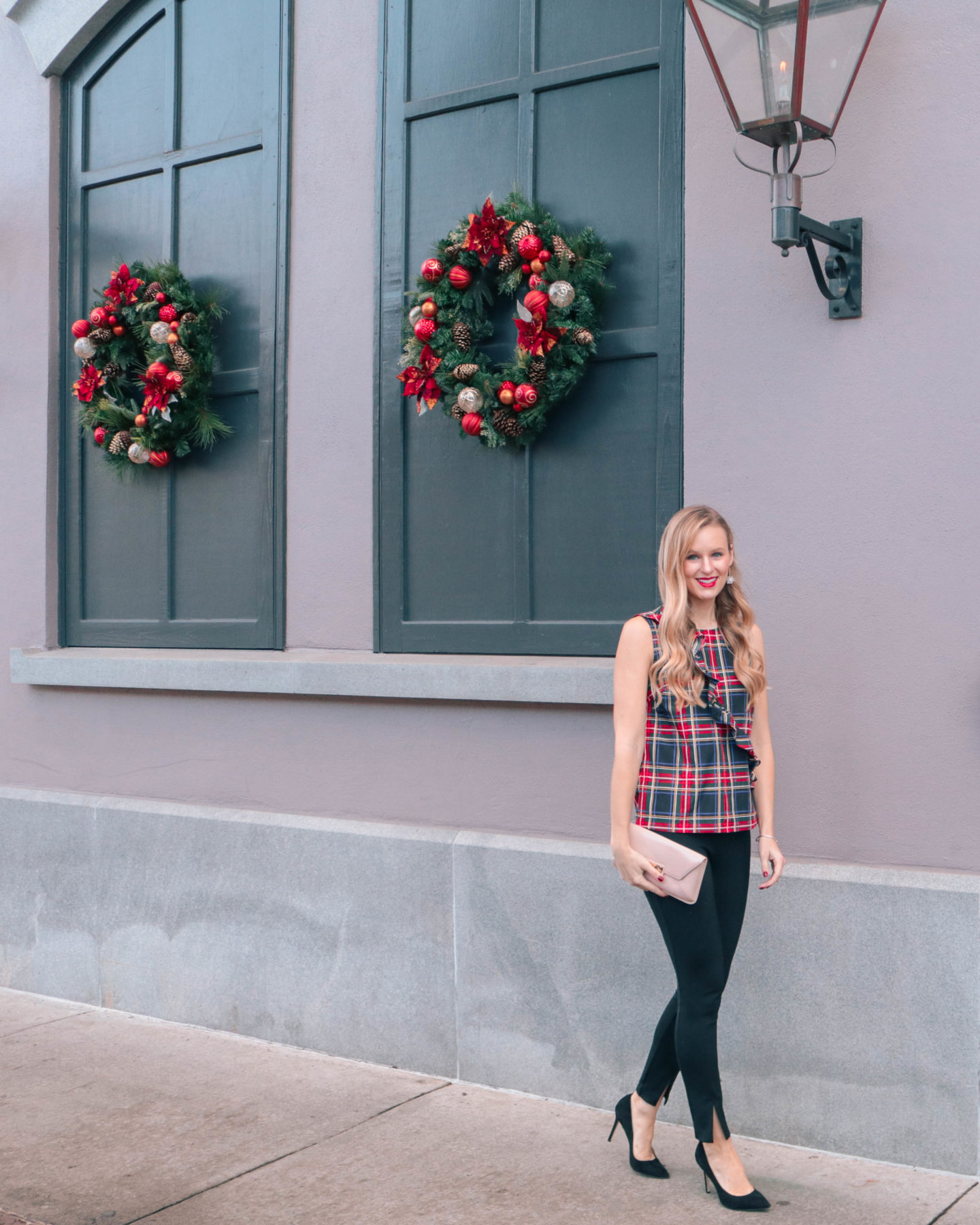 Lifestyle blogger, Leigha Gardner, of The Lilac Press on 5 things to be thankful for this holiday season